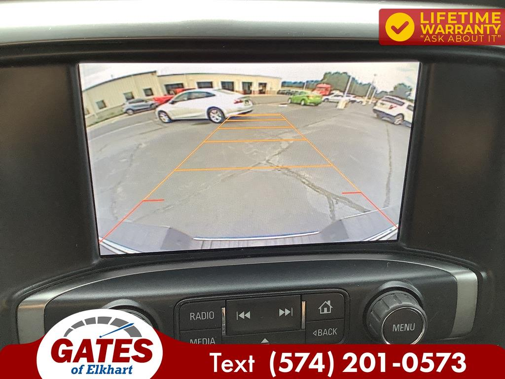 2015 Silverado 1500 Double Cab 4x4,  Pickup #E3010K - photo 15