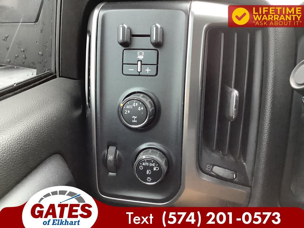 2015 Silverado 1500 Double Cab 4x4,  Pickup #E3010K - photo 17