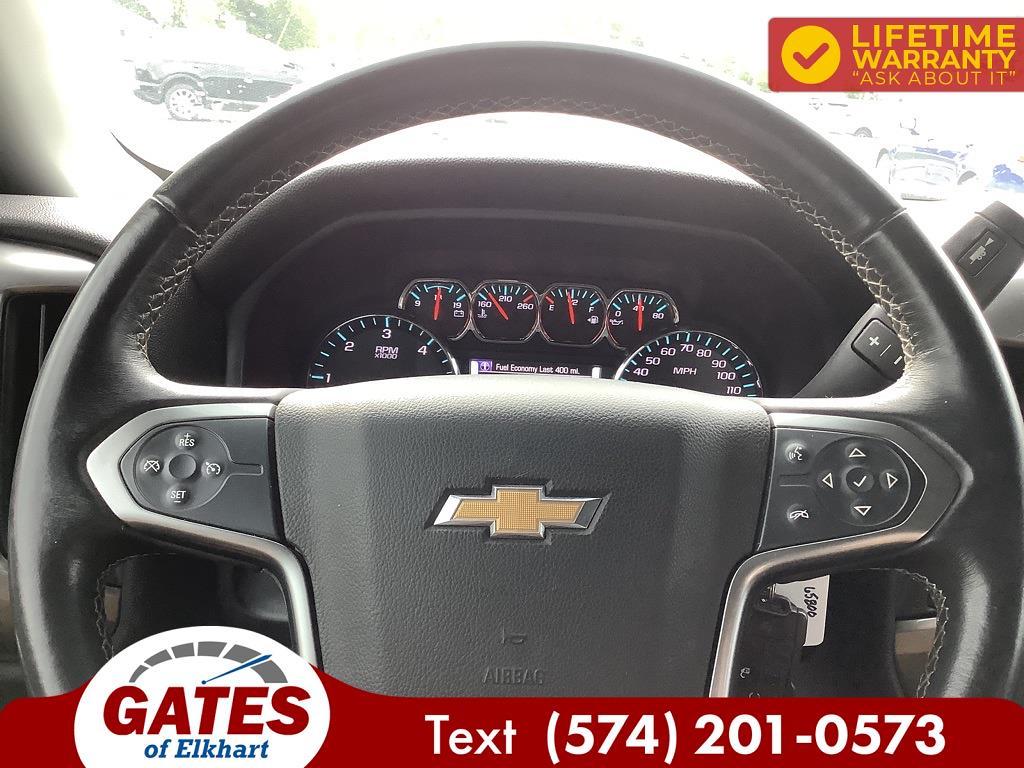 2015 Silverado 1500 Double Cab 4x4,  Pickup #E3010K - photo 18