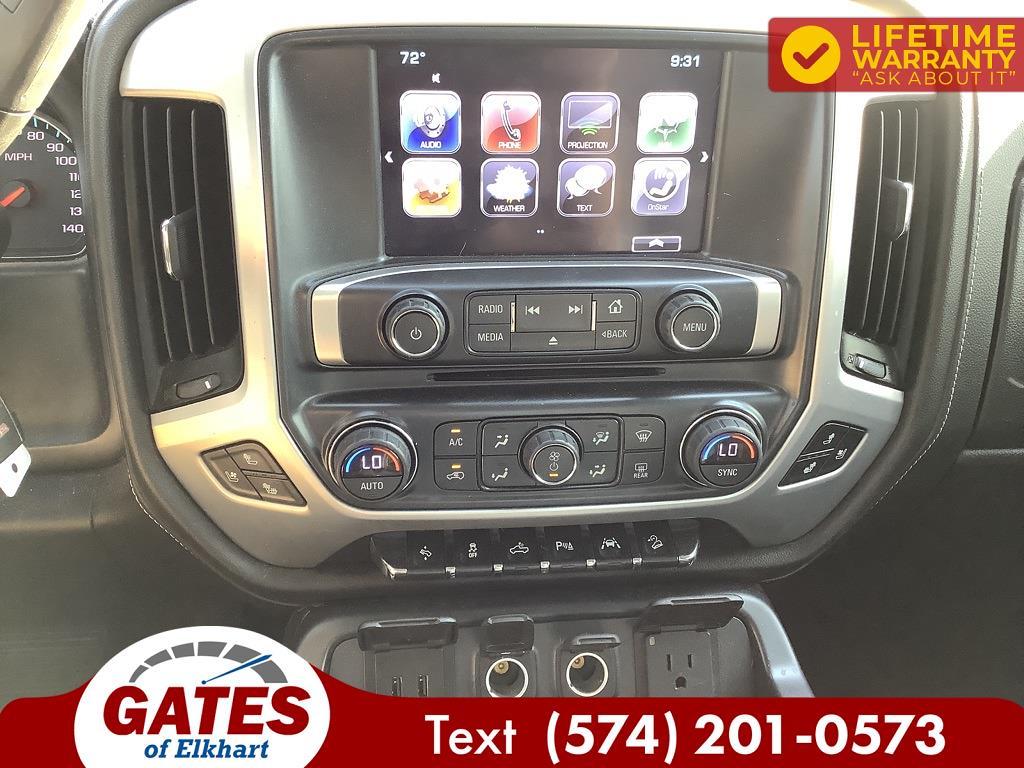 2018 Sierra 1500 Crew Cab 4x4,  Pickup #E3017K - photo 14