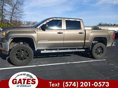 2014 GMC Sierra 1500 Crew Cab 4x4, Pickup #E2395P1 - photo 1