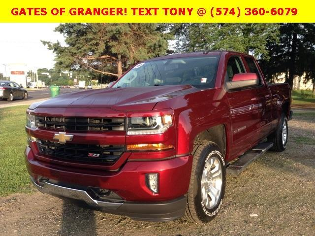 2016 Silverado 1500 Double Cab 4x4, Pickup #G5919P - photo 4