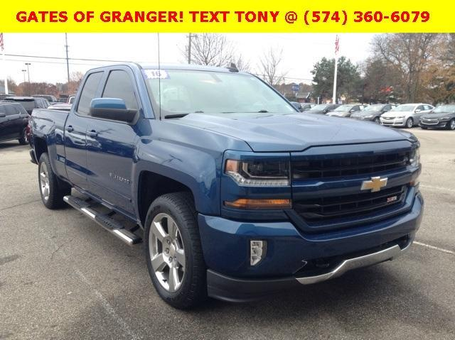 2016 Silverado 1500 Double Cab 4x4, Pickup #G6064P - photo 1