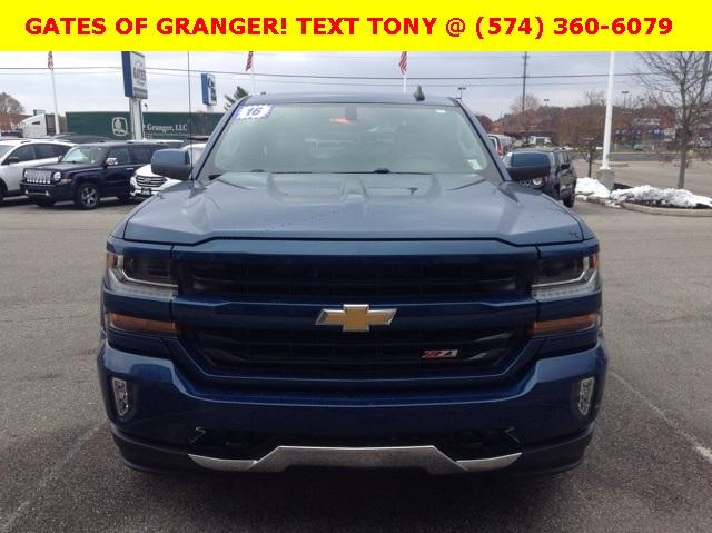 2016 Silverado 1500 Double Cab 4x4, Pickup #G6064P - photo 3