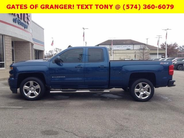 2016 Silverado 1500 Double Cab 4x4, Pickup #G6064P - photo 5
