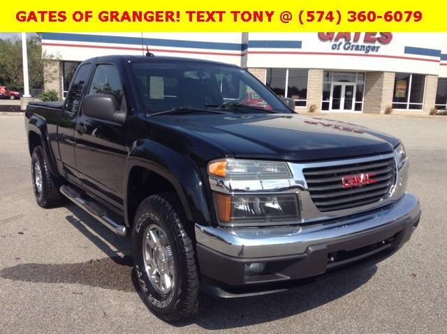 2008 Canyon Extended Cab 4x4, Pickup #G6126P1 - photo 1