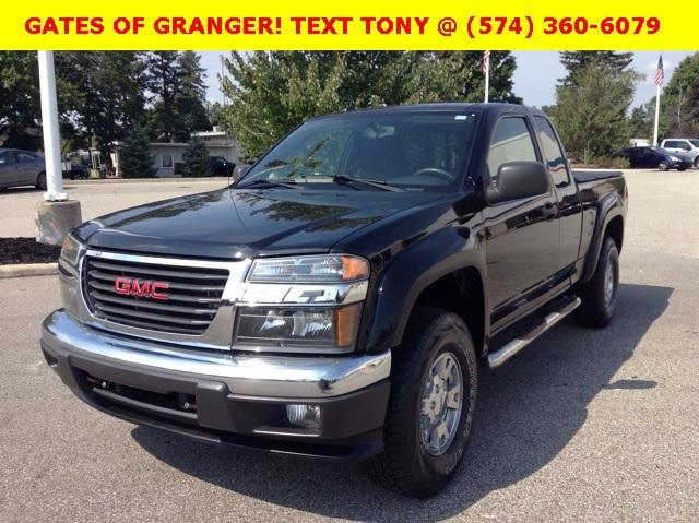 2008 Canyon Extended Cab 4x4, Pickup #G6126P1 - photo 4