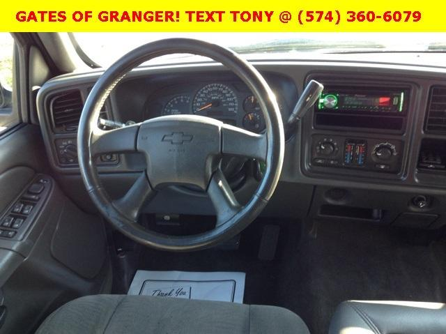 2004 Silverado 1500 Crew Cab 4x4,  Pickup #G6217P1 - photo 11