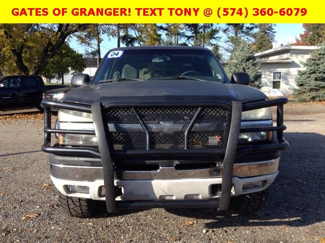 2004 Silverado 1500 Crew Cab 4x4,  Pickup #G6217P1 - photo 4