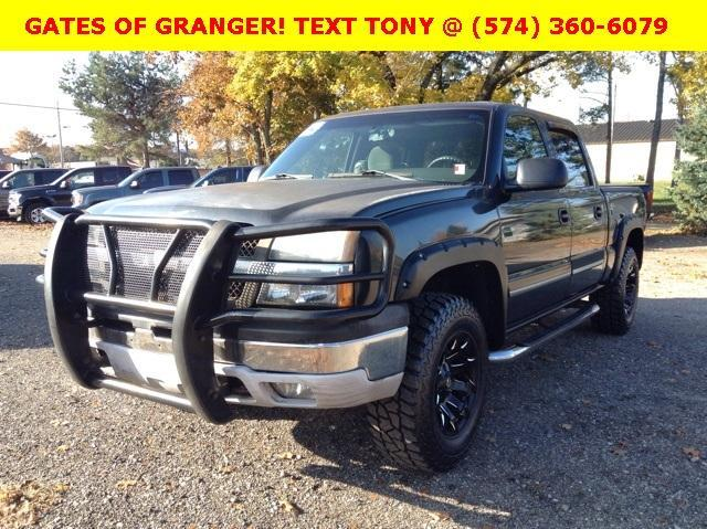 2004 Silverado 1500 Crew Cab 4x4,  Pickup #G6217P1 - photo 1