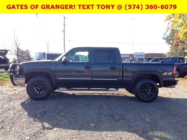 2004 Silverado 1500 Crew Cab 4x4,  Pickup #G6217P1 - photo 5