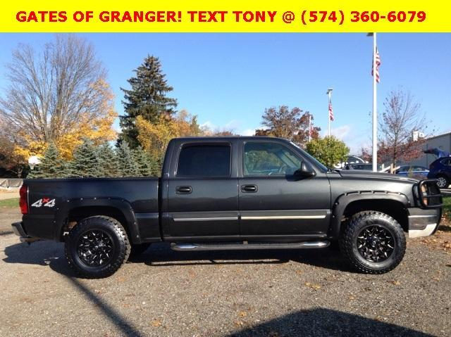 2004 Silverado 1500 Crew Cab 4x4,  Pickup #G6217P1 - photo 7