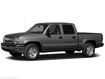 2004 Silverado 1500 Crew Cab 4x4,  Pickup #G6217P1 - photo 3