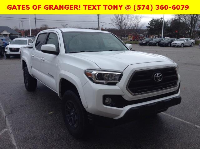 2017 Tacoma Double Cab 4x4, Pickup #G6259P - photo 1