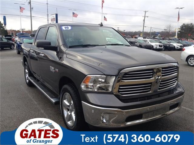 2016 Ram 1500 Crew Cab 4x4, Pickup #G6347P1 - photo 1