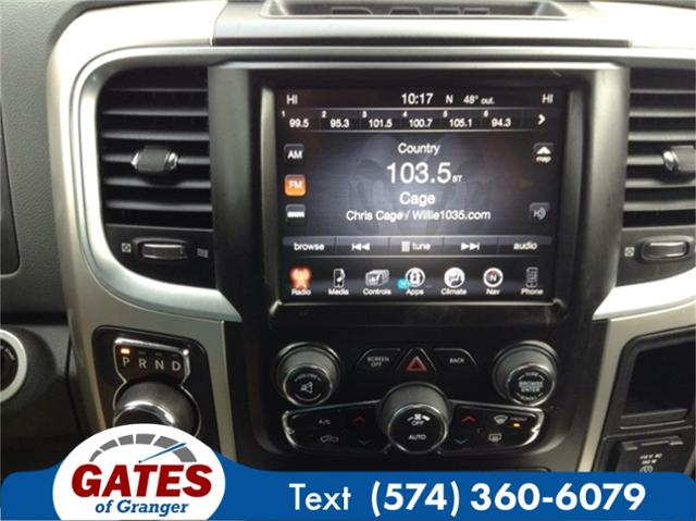 2016 Ram 1500 Crew Cab 4x4, Pickup #G6347P1 - photo 13