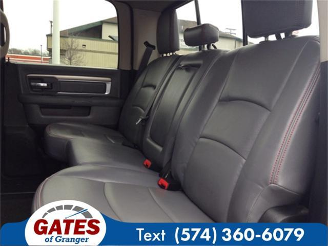 2016 Ram 1500 Crew Cab 4x4, Pickup #G6347P1 - photo 9