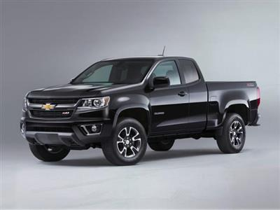 2018 Colorado Extended Cab 4x2, Pickup #G6452P - photo 1