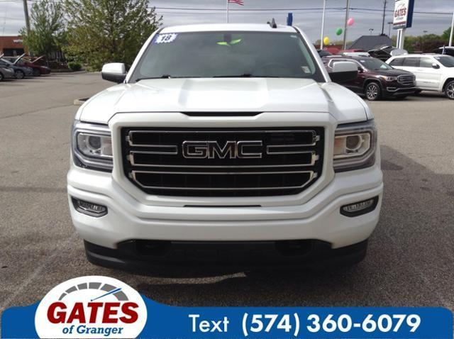 2018 Sierra 1500 Double Cab 4x4, Pickup #G6645P - photo 4