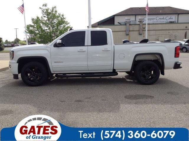 2018 Sierra 1500 Double Cab 4x4, Pickup #G6645P - photo 5