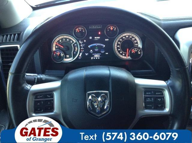 2015 Ram 1500 Crew Cab 4x4, Pickup #G6777P1 - photo 26