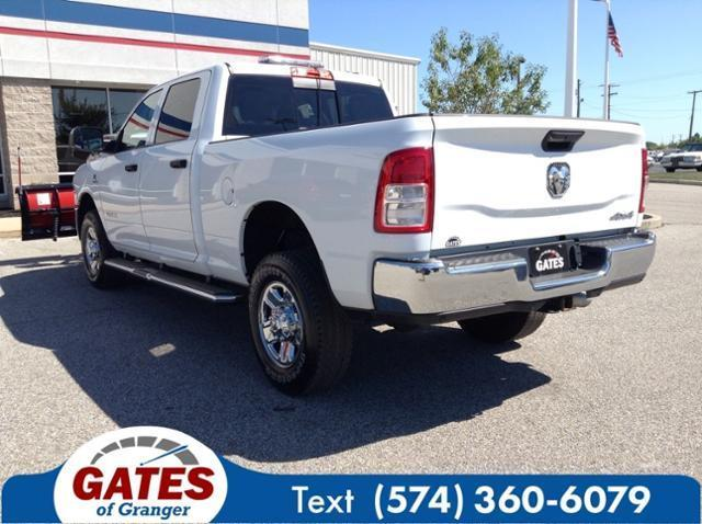 2019 Ram 2500 Crew Cab 4x4, Pickup #G6885P1 - photo 2