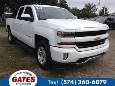 2018 Chevrolet Silverado 1500 Double Cab 4x4, Pickup #G7128P - photo 3