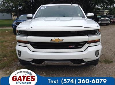 2018 Chevrolet Silverado 1500 Double Cab 4x4, Pickup #G7128P - photo 4