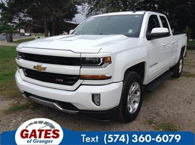 2018 Chevrolet Silverado 1500 Double Cab 4x4, Pickup #G7128P - photo 1