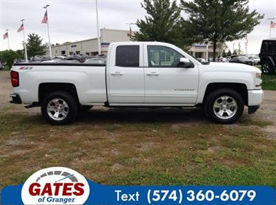 2018 Chevrolet Silverado 1500 Double Cab 4x4, Pickup #G7128P - photo 9