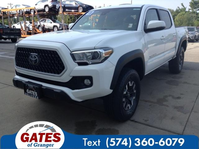 2019 Toyota Tacoma Double Cab 4x4, Pickup #G7134P - photo 1