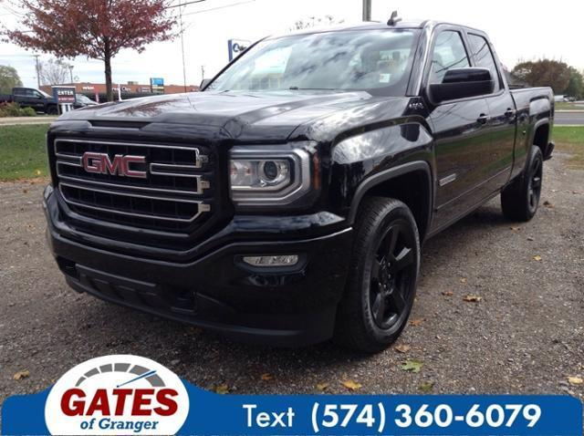 2018 GMC Sierra 1500 Double Cab 4x4, Pickup #G7209P - photo 1