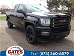 2018 GMC Sierra 1500 Double Cab 4x4, Pickup #G7209P - photo 3