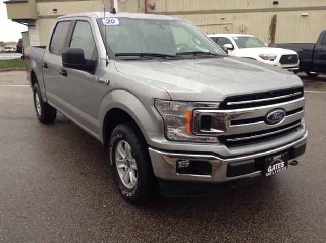 2020 Ford F-150 SuperCrew Cab 4x4, Pickup #G7237P - photo 1