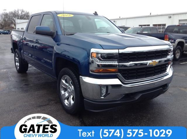 2018 Silverado 1500 Crew Cab 4x4, Pickup #M6352A - photo 1