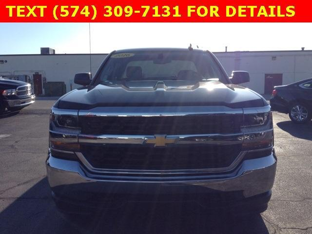 2016 Silverado 1500 Double Cab 4x4,  Pickup #M4164P - photo 3