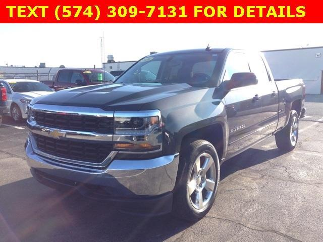 2016 Silverado 1500 Double Cab 4x4,  Pickup #M4164P - photo 4