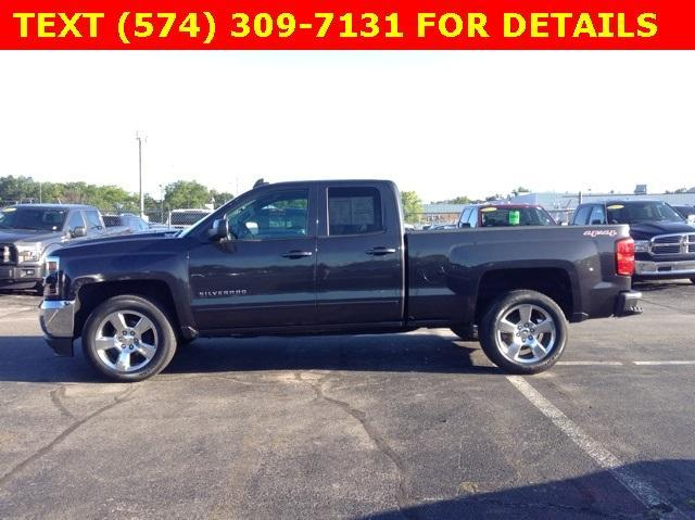 2016 Silverado 1500 Double Cab 4x4,  Pickup #M4164P - photo 5