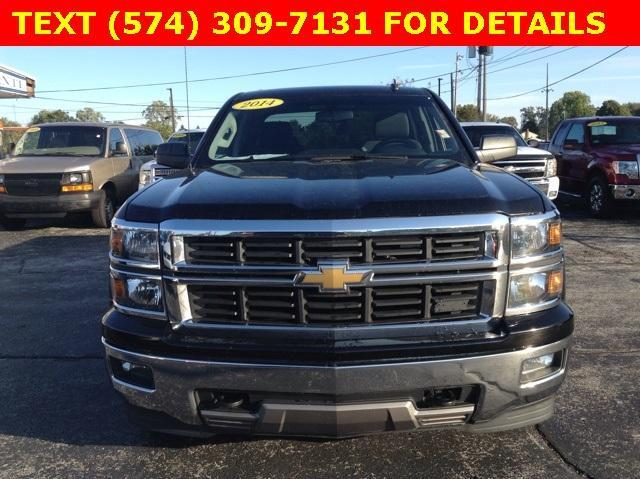 2014 Silverado 1500 Double Cab 4x4, Pickup #M4252K1 - photo 4