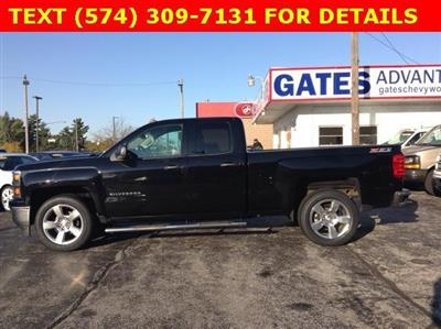 2014 Silverado 1500 Double Cab 4x4, Pickup #M4252K1 - photo 5