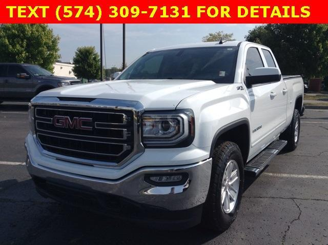 2016 Sierra 1500 Double Cab 4x4, Pickup #M4257P - photo 4
