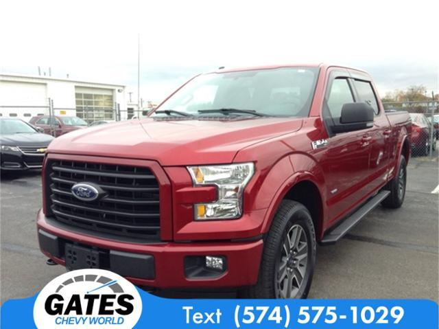 2016 F-150 SuperCrew Cab 4x4, Pickup #M4325P - photo 3