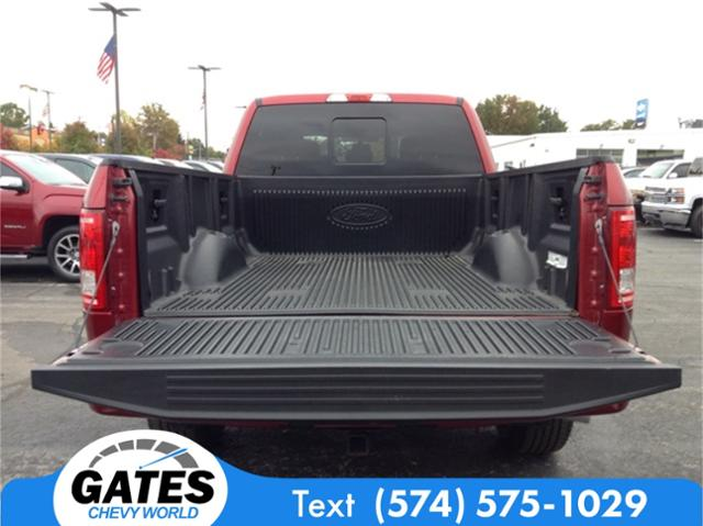 2016 F-150 SuperCrew Cab 4x4, Pickup #M4325P - photo 6