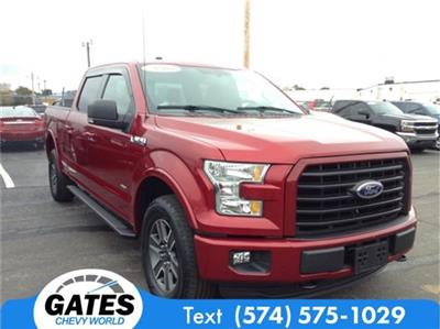 2016 F-150 SuperCrew Cab 4x4, Pickup #M4325P - photo 1