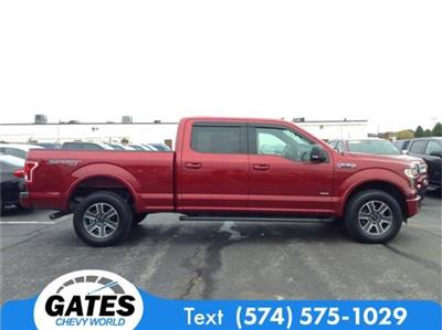 2016 F-150 SuperCrew Cab 4x4, Pickup #M4325P - photo 7