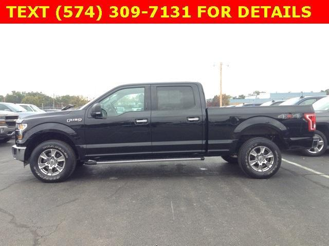 2016 F-150 SuperCrew Cab 4x4, Pickup #M4327P - photo 5