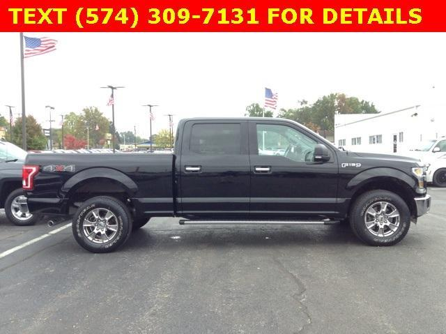 2016 F-150 SuperCrew Cab 4x4, Pickup #M4327P - photo 7