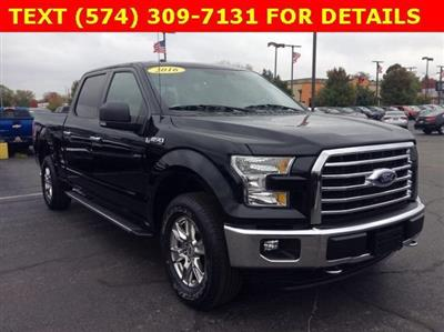 2016 F-150 SuperCrew Cab 4x4, Pickup #M4327P - photo 3