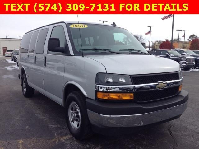 2018 Express 2500 4x2, Passenger Wagon #M4340P - photo 1