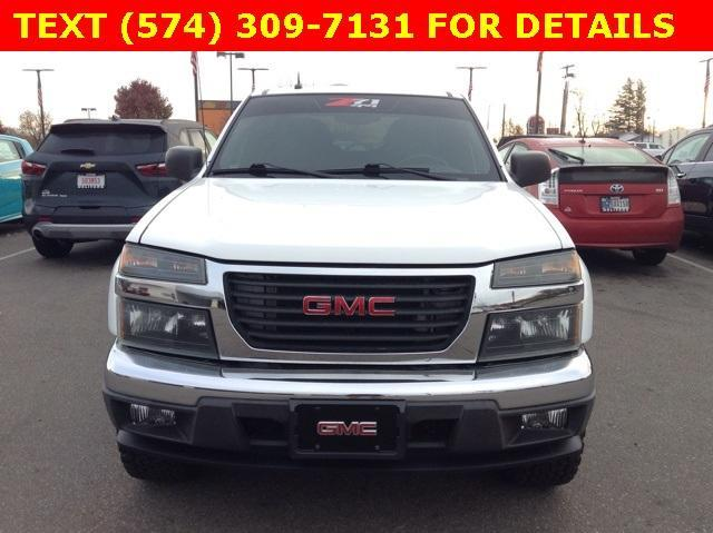 2005 Canyon Crew Cab 4x4, Pickup #M4383K - photo 3